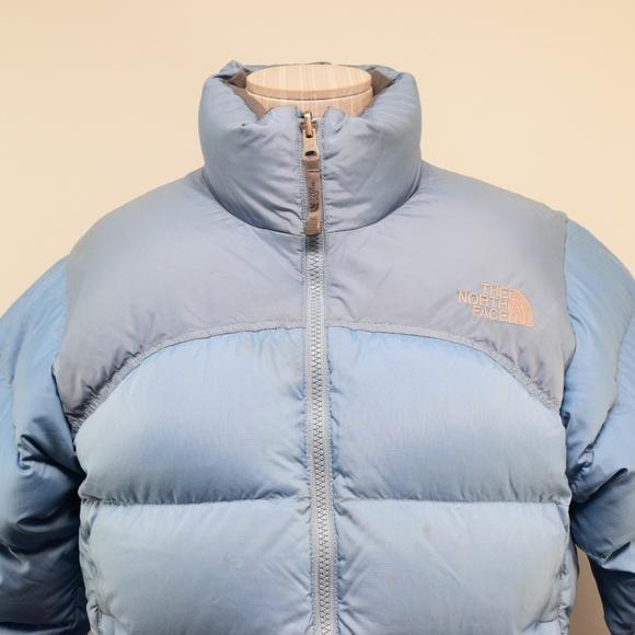 416b5cca3 The North Face Nuptse Down Puffer Coat Vtg